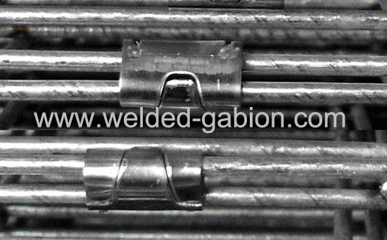 Welded Wire Mesh Gabions